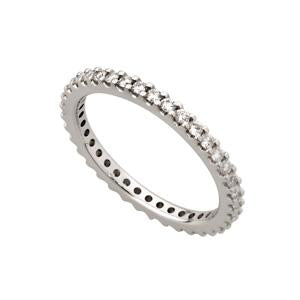 0.75ct 18kt White Gold Full Eternity Ring