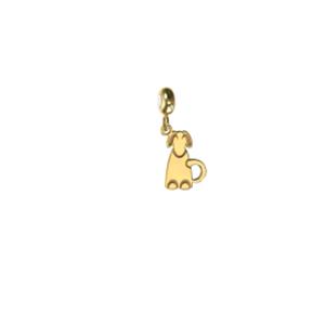 Memi Nature Mini Dog Charm