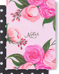 Floral Burst Notebooks Set