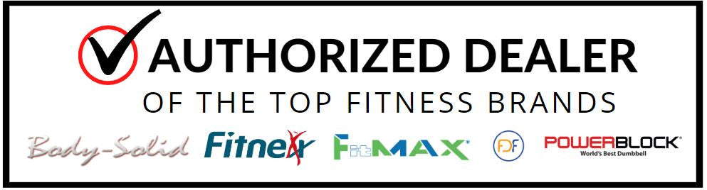 authorized dealer for gym brands