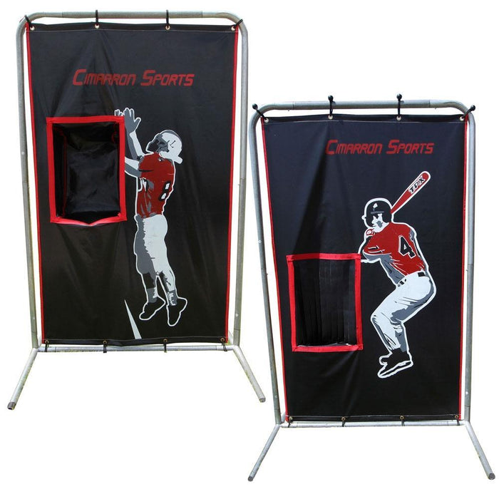 Cimarron 2-Sport Catcher Vinyl Backstop Only
