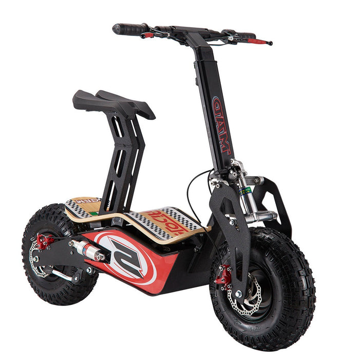 Whizzy Ride R3 (MAD) 1600W Brush 48V / 12A Electric Scooter