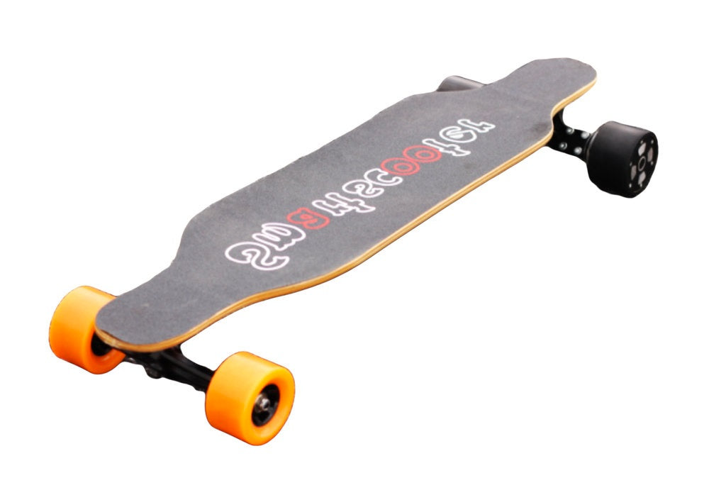 Whizzy Ride X2 36V 250W Hub Motor Electric Skateboard
