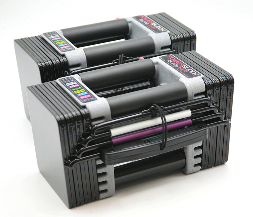 Powerblock Elite EXP Adjustable Dumbbell Set