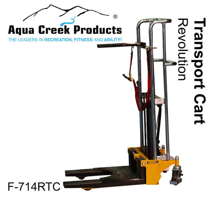 Aqua Creek Transport Carts