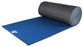 "Norberts FX-110C 42' x 42' x 1-3/8"" Carpeted Crosslink (Set of 7) Gymnastics Mat"