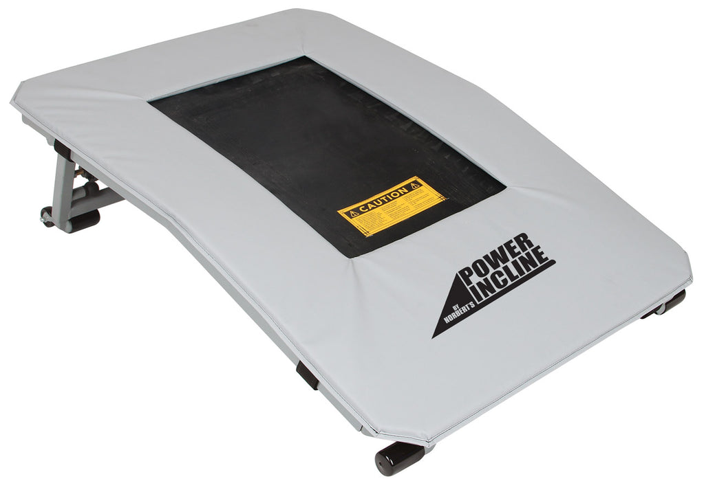 Norberts G-250 Power Incline Trampoline