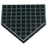 JayPro Bury-All Home Plate – Rubber