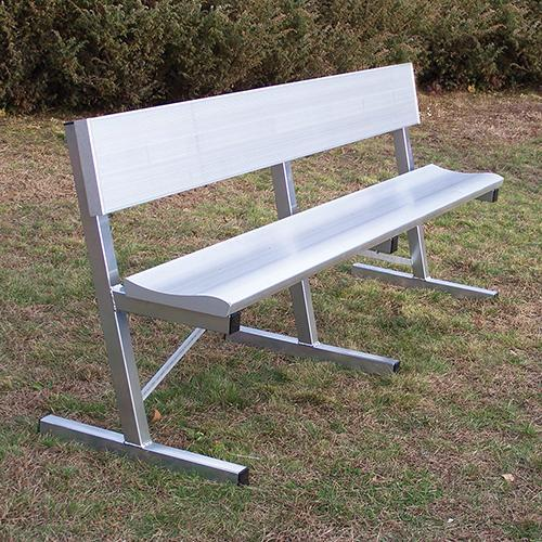 Jaypro 15'' Pro Player Bench