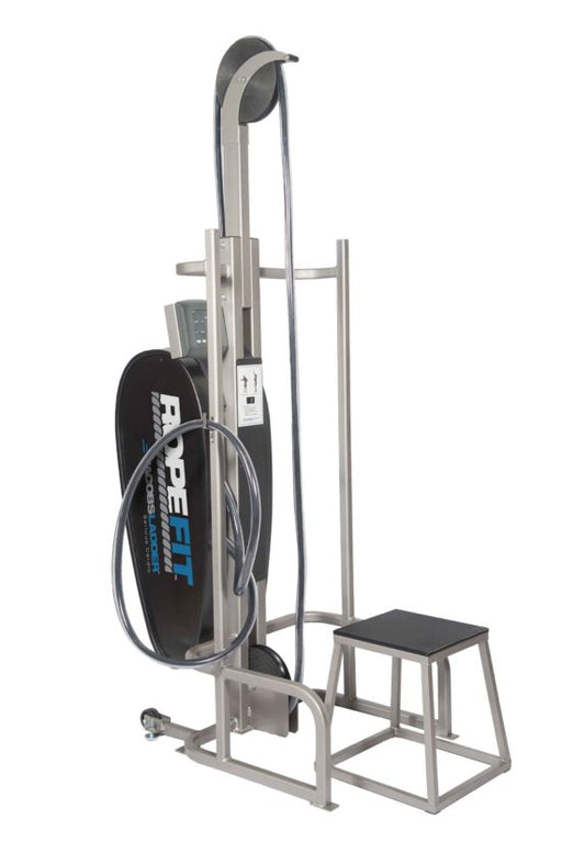 Jacobs Ladder RopeFit Commercial Rope Climber