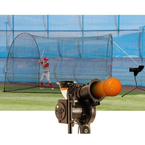 PowerAlley Lite & HomeRun Cage
