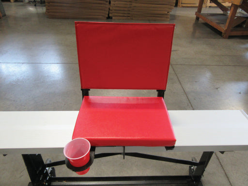 First Team Sportzone Luxury Stadium Chair