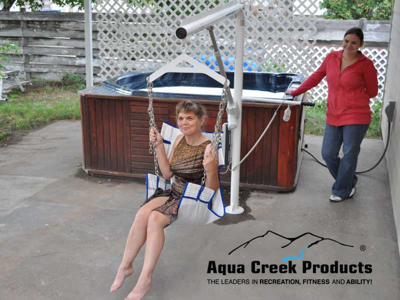 Aqua Creek Super Power EZ Pool Lift EZ Series