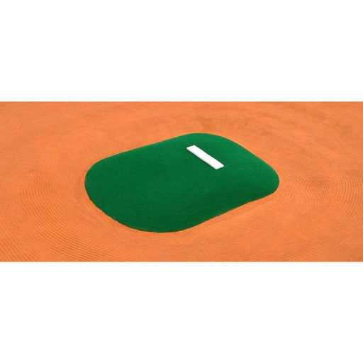 "All Star Mounds #2 Practice Pitching Mound 53"" W x 75"" L x 6""H"