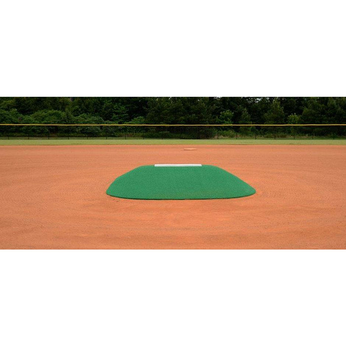 "All Star Mounds #3 Bullpen Pitching Mound 66"" W x 101"" L x 8"" H"
