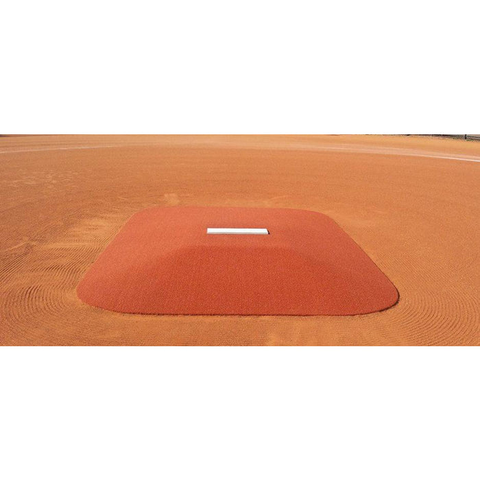 "All Star Mounds #6 Senior League Pitching Mound 9' W x 12' L x 10"" H"