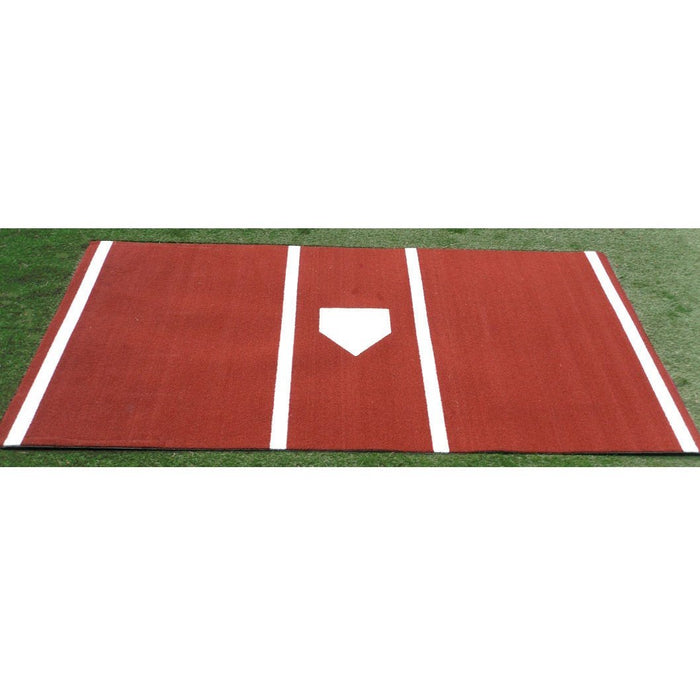 Cimarron Deluxe Nylon Batting Mat Green Or Clay