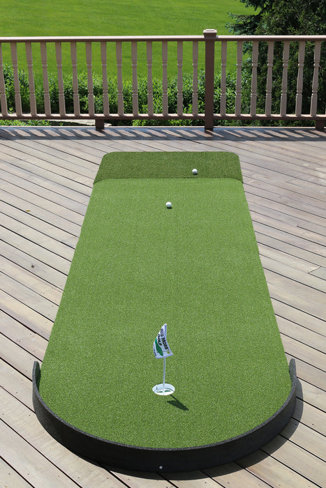 Big Moss Golf Commander Patio Series Putting & Chipping Green 3' x 15' 315PS