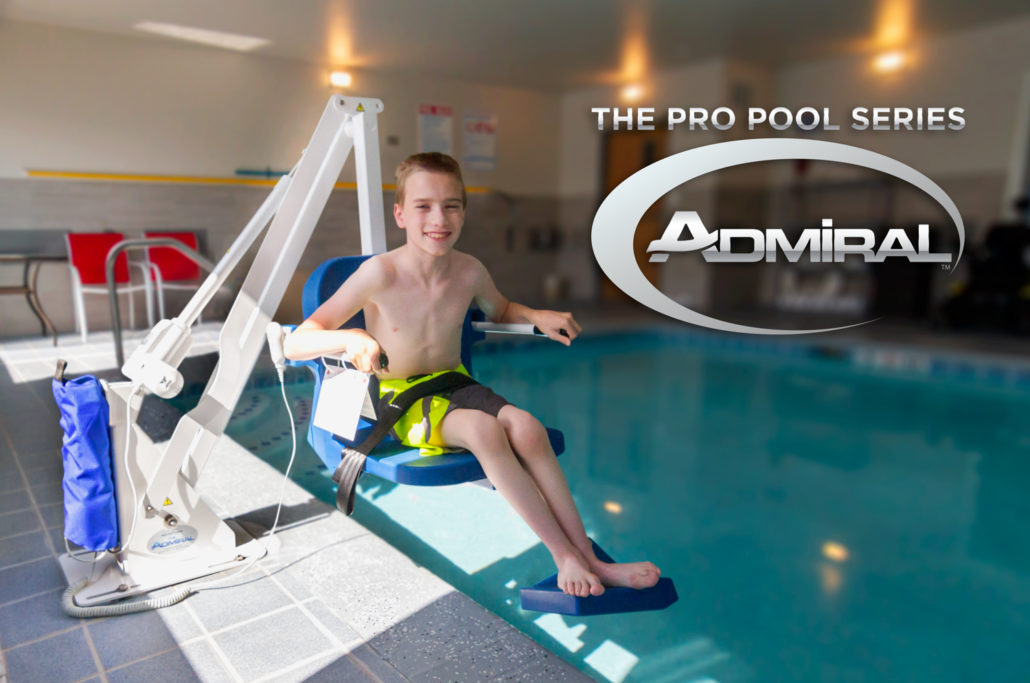 Aqua Creek Admiral Lift Pro Pool Series