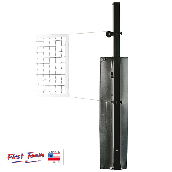 First Team Blast Outdoor Recreational Volleyball Net System