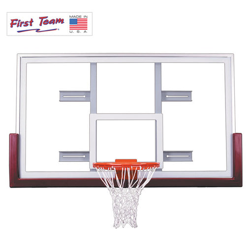 First Team Competitor Basketball Backboard Upgrade Package