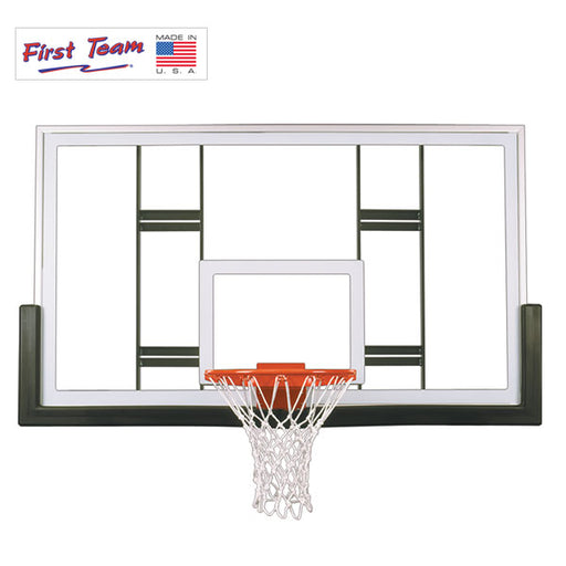 First Team Contender Basketball Backboard Upgrade Package