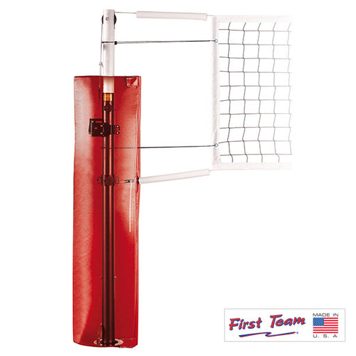 First Team Frontier Steel Competition Volleyball Net System