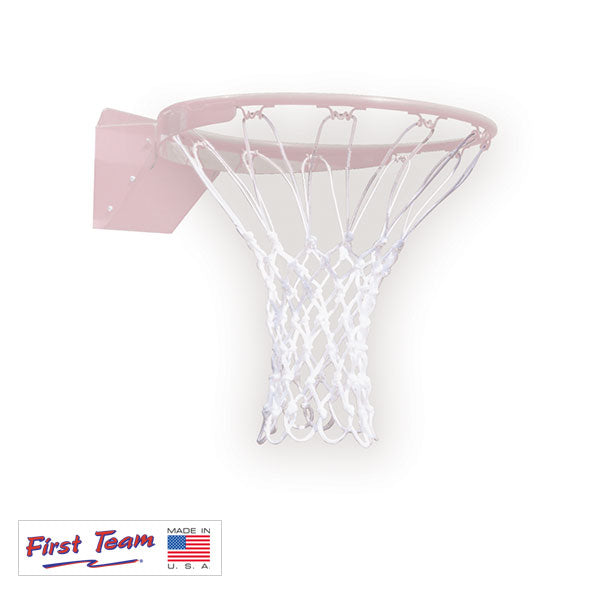 First Team FT10AW Nylon Anti-Whip Basketball Net
