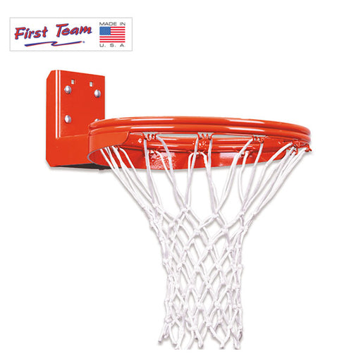 First Team FT170DR Rear Mount Fixed Basketball Rim