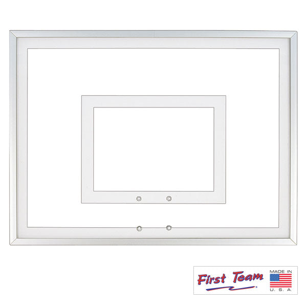 First Team FT215 Acrylic Basketball Backboard