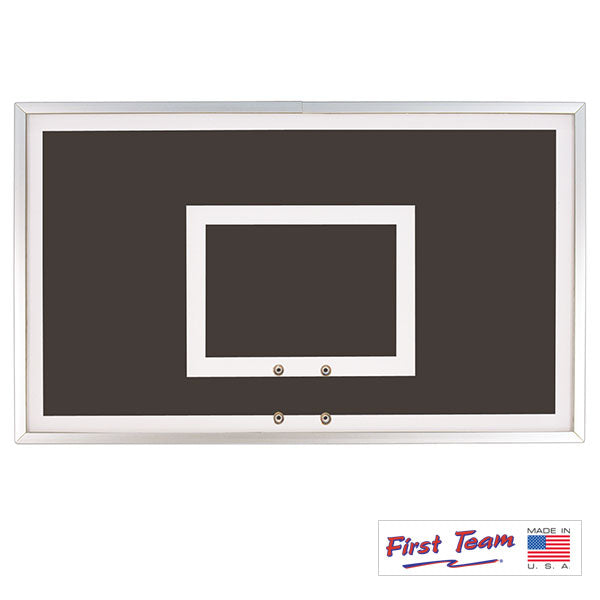 First Team FT221SM Glass Backboard