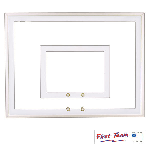 First Team FT225 Glass Basketball Backboard