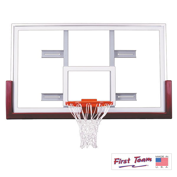 First Team FT240 Competition Glass Basketball Backboard FT240