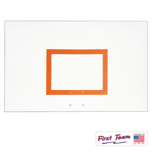 "First Team FT257 36"" x 60"" Aluminum Backboard"