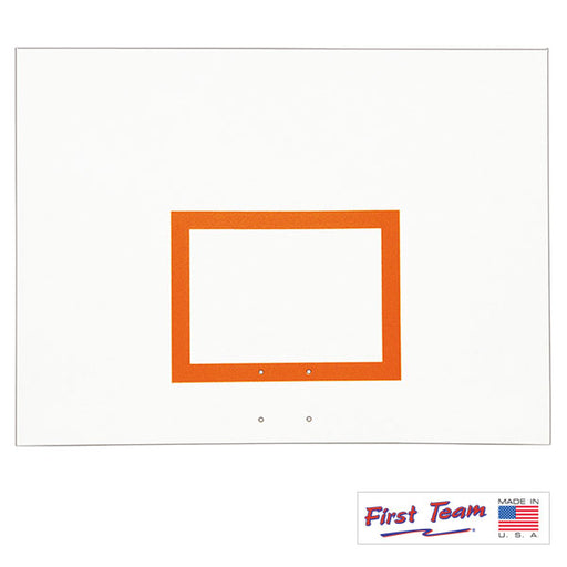 "First Team FT260 42"" x 60"" Steel Basketball Backboard"