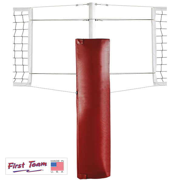 First Team FT5010CP Center Post Padding for Side-By-Side Volleyball Systems