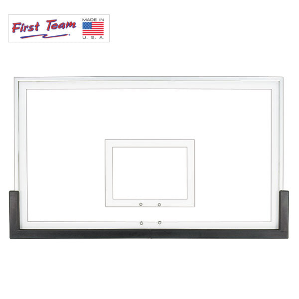 First Team FT72 Recreational Basketball Backboard Padding