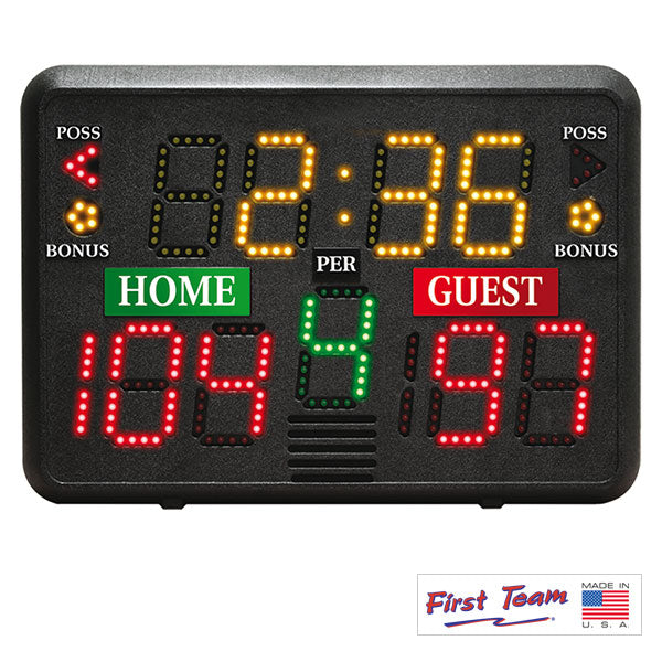 First Team FT805B Portable Tabletop Scoreboard