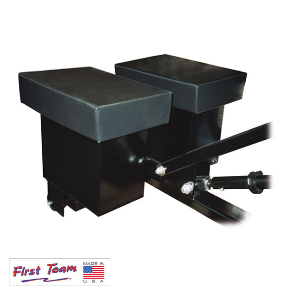 First Team FT81BC RollAbout Ballast Box Safety Padding