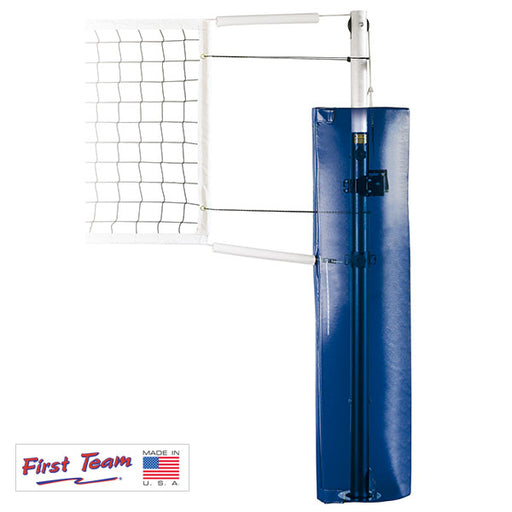 First Team Galaxy Titanium Competition Volleyball Net System