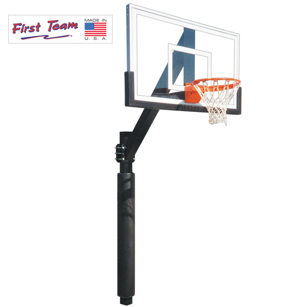 First Team Legend Jr. Extreme Fixed Height Basketball Goal