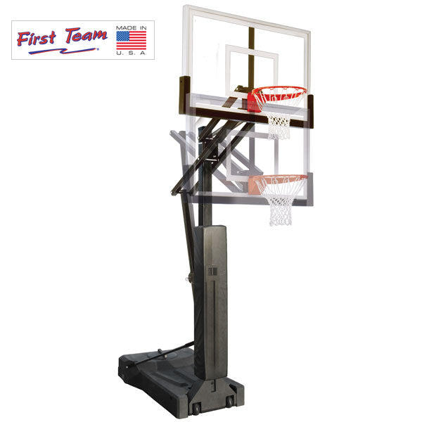 First Team OmniSlam Portable Basketball Goal