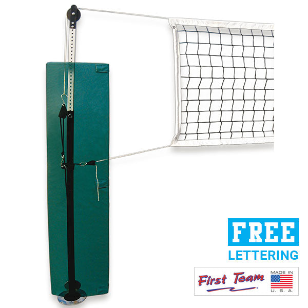 First Team QuickSet-NP Recreational Volleyball Net System
