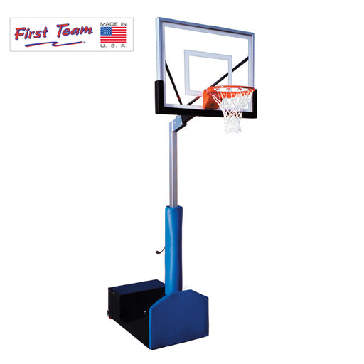First Team Rampage Portable Basketball Goal