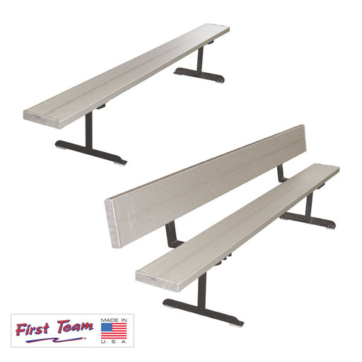First Team Teammate Portable Player Benches