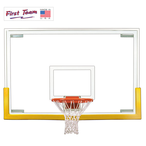 First Team Tradition Basketball Backboard Upgrade Package