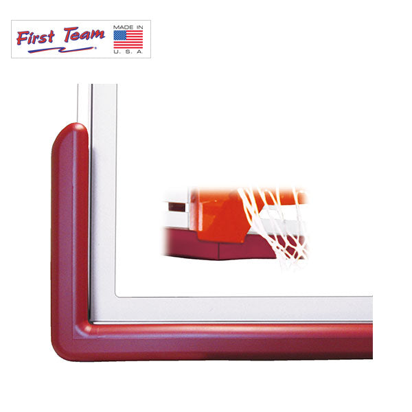 First Team FT72C TuffGuard Basketball Backboard Padding