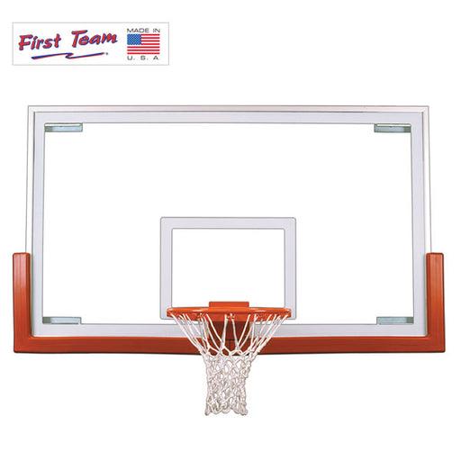 First Team Victory Basketball Backboard Upgrade Package