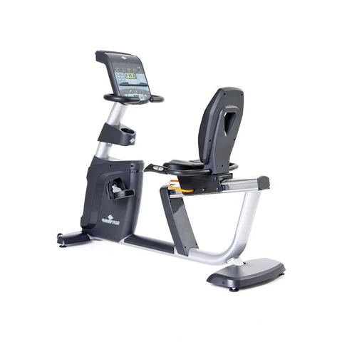 Unified Fitness Group Element Fitness Cr7000 Recumbent Bike E-4872