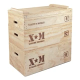 Unified Fitness Group  Xtreme Monkey Wood Jerk Blocks M-3946